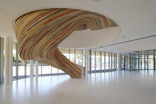 20 Diseños De Escaleras Extraordinarias Que Deberías Conocer