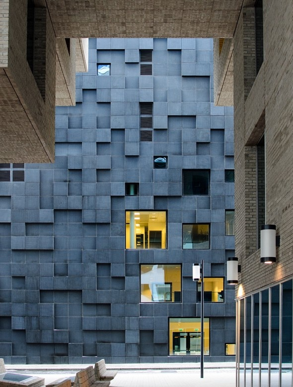 Barcode Project by Lund Hagem Architects Oslo