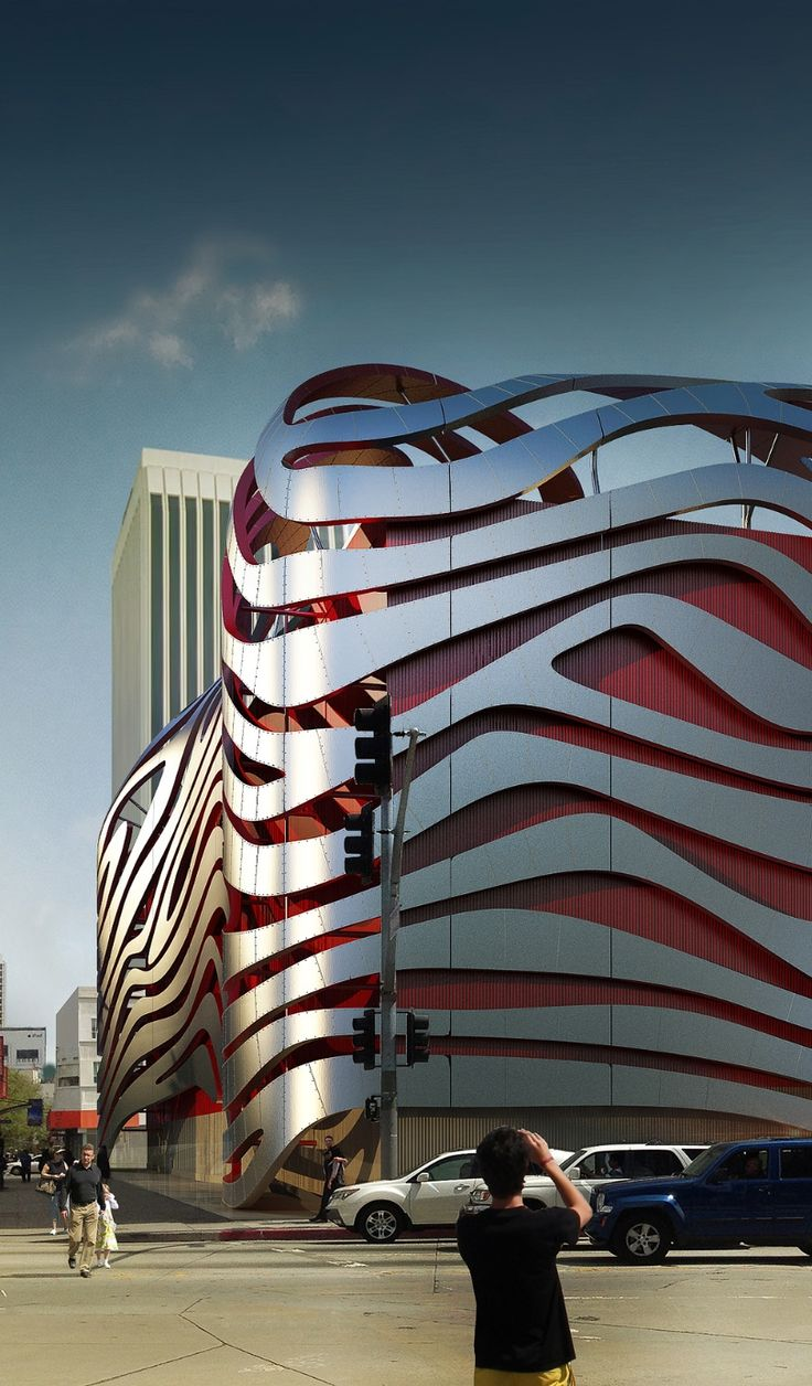Petersen Automotive Museum in Los Angeles infinitylab