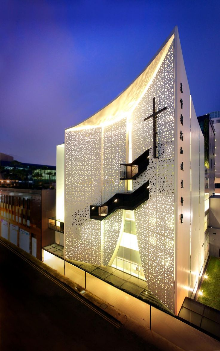 Singapore Life Church Singapore by Laud Architects