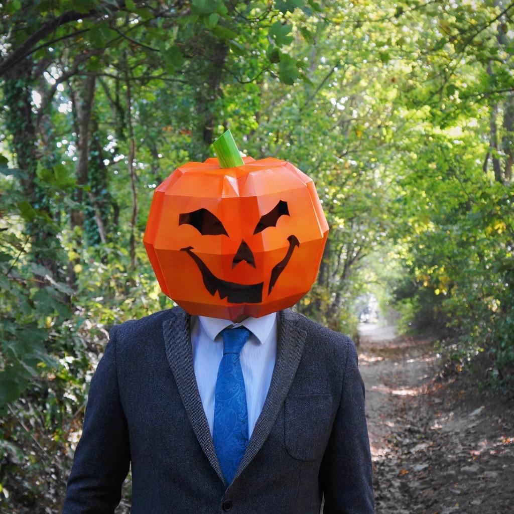 8 impresionantes diseños de máscaras para Halloween\