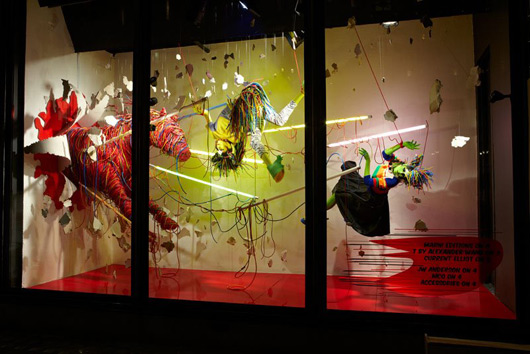 Harvey Nichols Olympic Windows 11