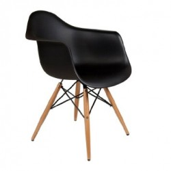 Eames Molded Plastic Chair (Brazos)