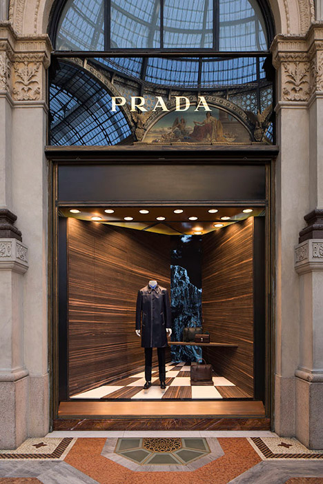 Martino Gamper for Prada dezeen 468 10